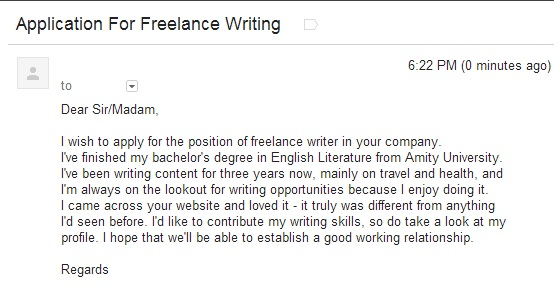 Tips in writing job application letter altavistaventures Images