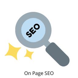 SEO Writing India - On page SEO