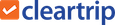 content writing india - cleartrip logo