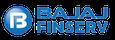 content writing india - bajaj logo