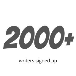 content writing services - 2000 writers signed up